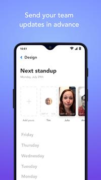 Standups.io — Video standups for teams screenshot 2