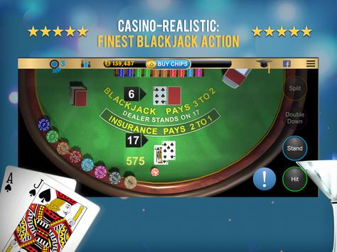 Blackjack Sally Vegas Casino screenshot 4
