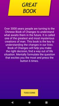 I Ching Book of Changes: Predictions of future app screenshot 4