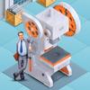 Industriel: stratégie de développement de l'usine icône