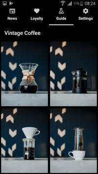Vintage Coffee screenshot 2