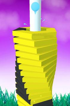 Stack Smash 3D: Helix Blocks Breaker screenshot 1