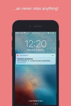 STAFFOMATIC - App for users screenshot 5