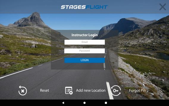 Stages Flight Control screenshot 1