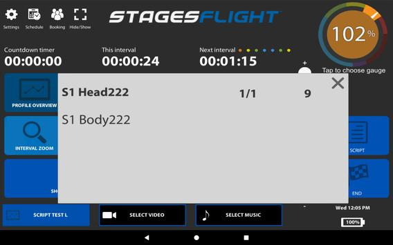 Stages Flight Control screenshot 3