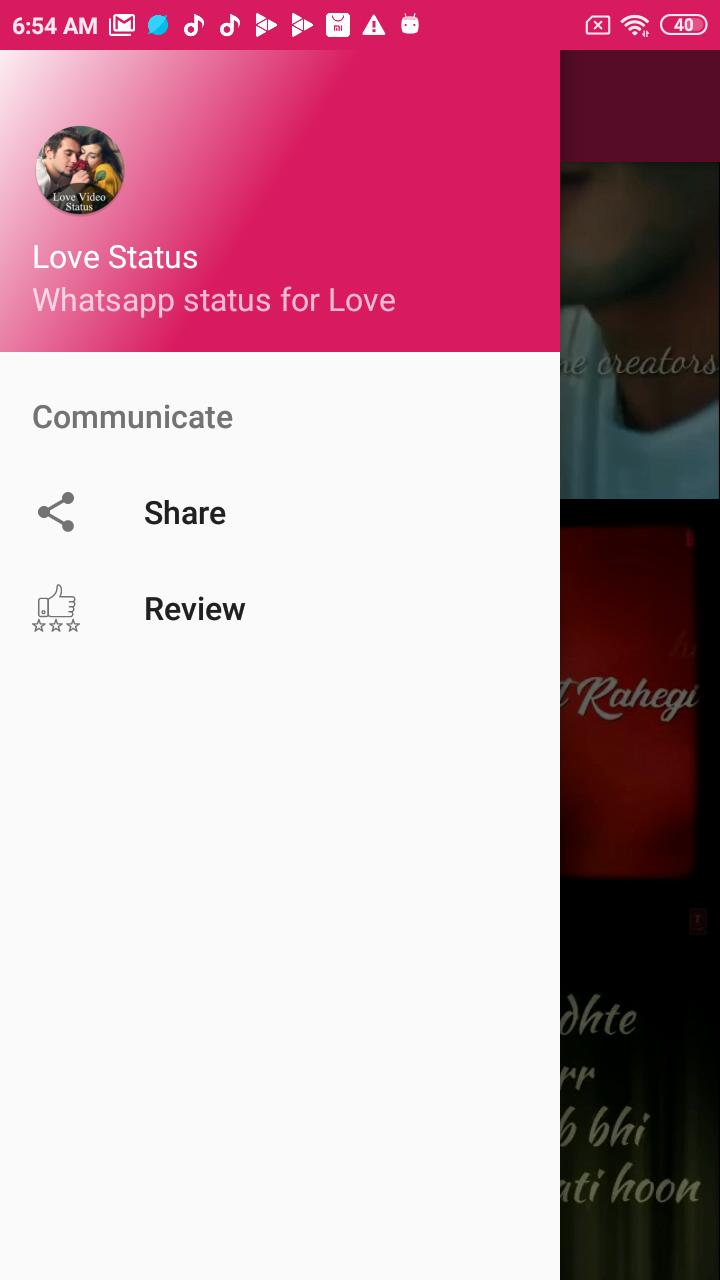 Love Video Status Love Short Video For Status For Android