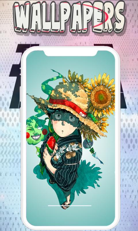 Mob Psycho 100 2 Wallpapers Hd For Android Apk Download