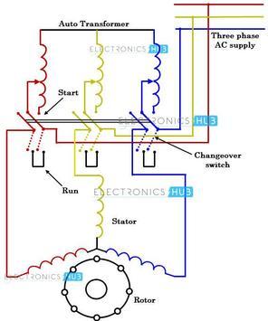 star delta wiring diagram ���������� ������������ 3
