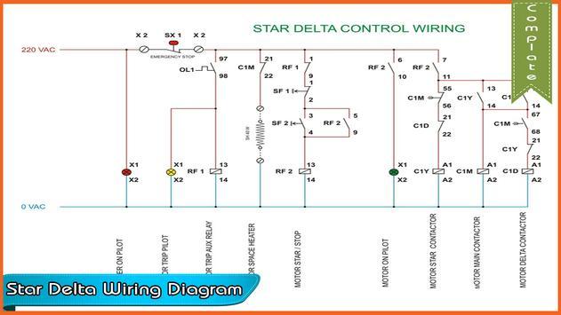 star delta wiring diagram screenshot 5