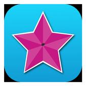 Ṧtar Video 假的Maker–Editor icon