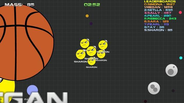 balls.io war screenshot 1