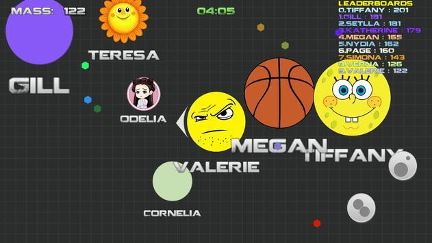 balls.io war screenshot 3