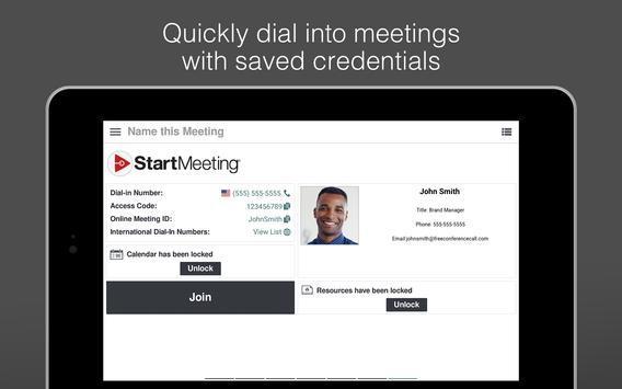 Start Meeting screenshot 11