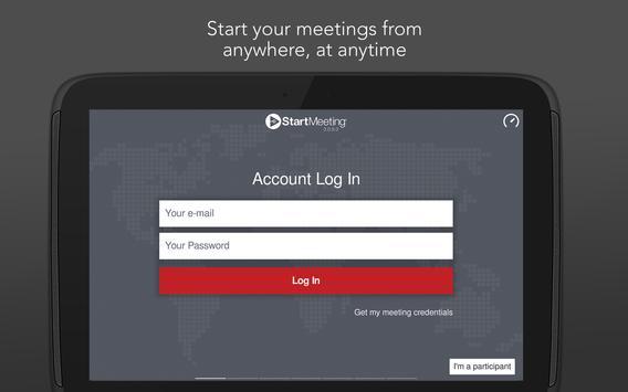 Start Meeting screenshot 7