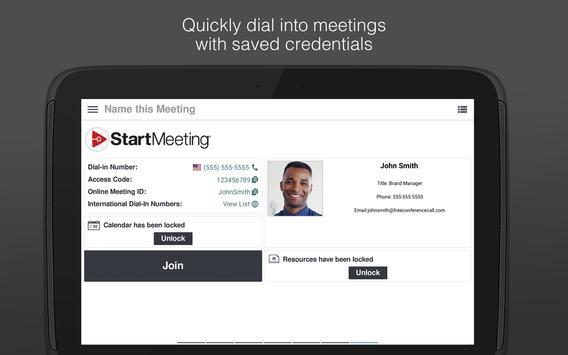 Start Meeting screenshot 6
