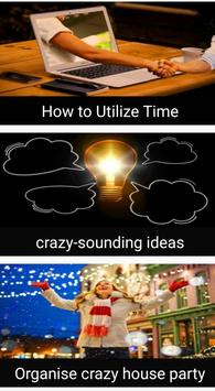 Best  Life Solutions -(Brain Storming ideas) poster