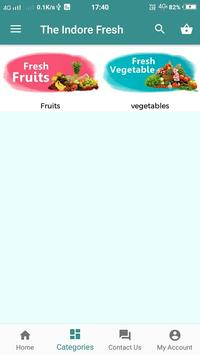 The Indore Fresh- Fresh Fruits & Vegetables online screenshot 3