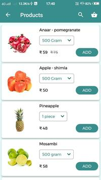 The Indore Fresh- Fresh Fruits & Vegetables online screenshot 2
