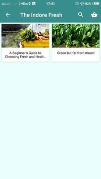 The Indore Fresh- Fresh Fruits & Vegetables online screenshot 4