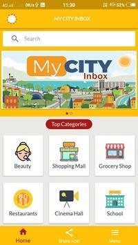 My City Inbox screenshot 2