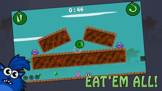 Eat'Em All Free screenshot 2