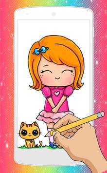 How to Draw Chibi Cute Girls - Princess poster