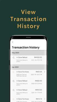 Starbucks Malaysia syot layar 3