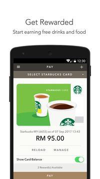 Starbucks Malaysia poster