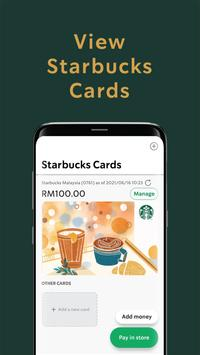 Starbucks Malaysia penulis hantaran