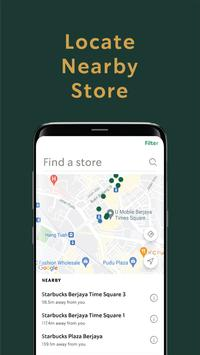 Starbucks Malaysia syot layar 4