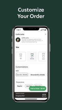 Starbucks Singapore screenshot 1