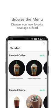 Starbucks Singapore screenshot 3