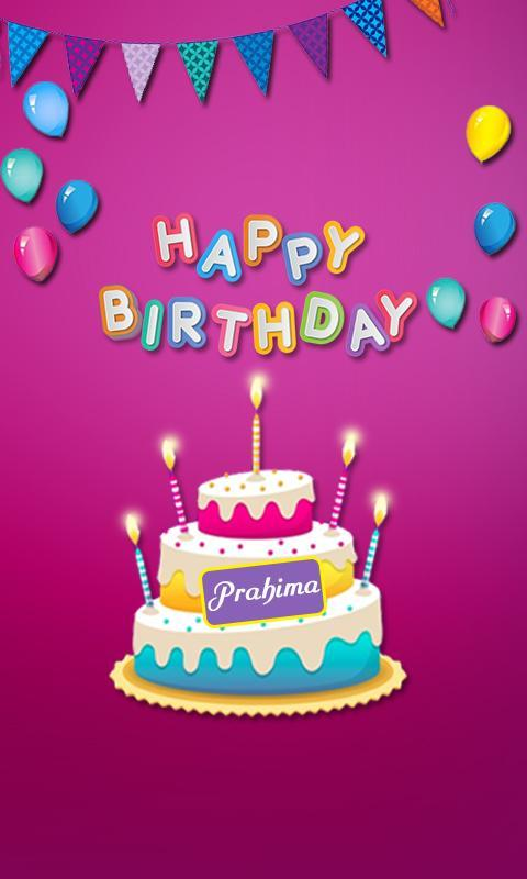 Name On Birthday Cake Stickers Quotes For Android Apk Download