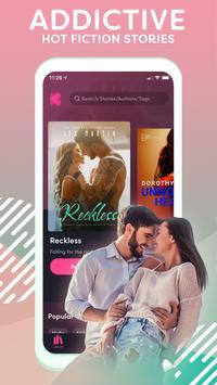 Kiss: Read & Write Romance screenshot 5