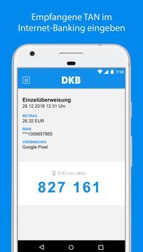 DKB-TAN2go Screenshot 1