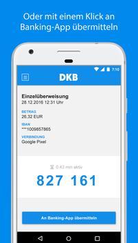 DKB-TAN2go Screenshot 2