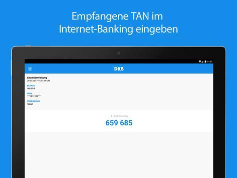 DKB-TAN2go Screenshot 8