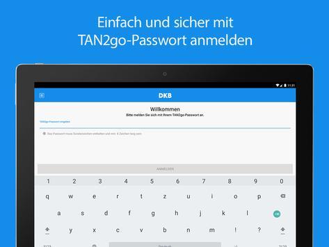 DKB-TAN2go Screenshot 7