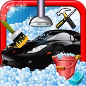 Car Wash & Repair Salon: Kids Car Mechanic Games icon
