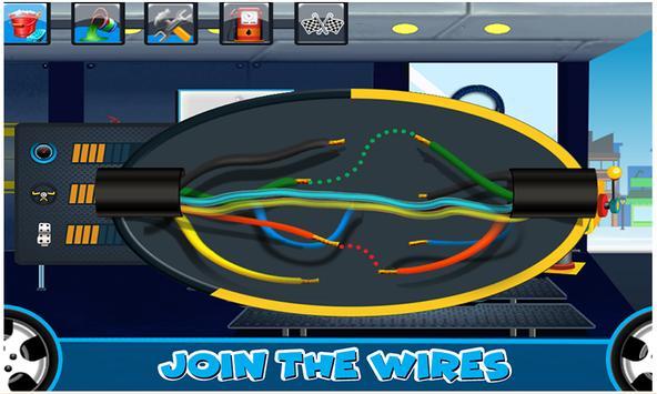 Car Wash & Repair Salon: Kids Car Mechanic Games screenshot 3