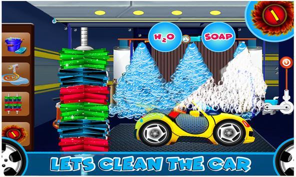 Car Wash & Repair Salon: Kids Car Mechanic Games screenshot 4