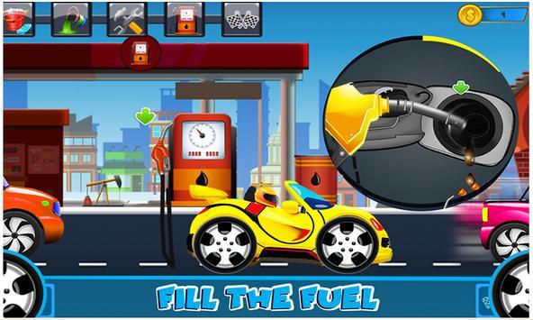 Car Wash & Repair Salon: Kids Car Mechanic Games screenshot 8
