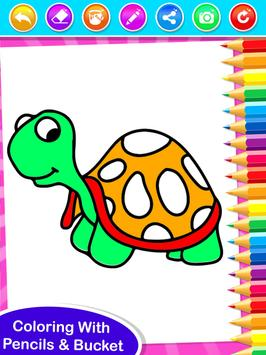 Coloring & Drawing Book - All In One Coloring Book screenshot 11