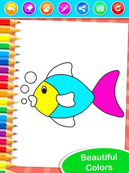 Coloring & Drawing Book - All In One Coloring Book screenshot 12