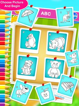 Coloring & Drawing Book - All In One Coloring Book screenshot 8