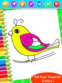 Coloring & Drawing Book - All In One Coloring Book screenshot 9