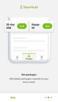 StarHub Prepaid screenshot 1