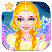 Fairy Princess Makeup Salon icon