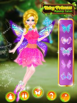 Fairy Princess Makeup Salon poster