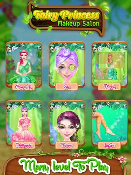 Fairy Princess Makeup Salon screenshot 2